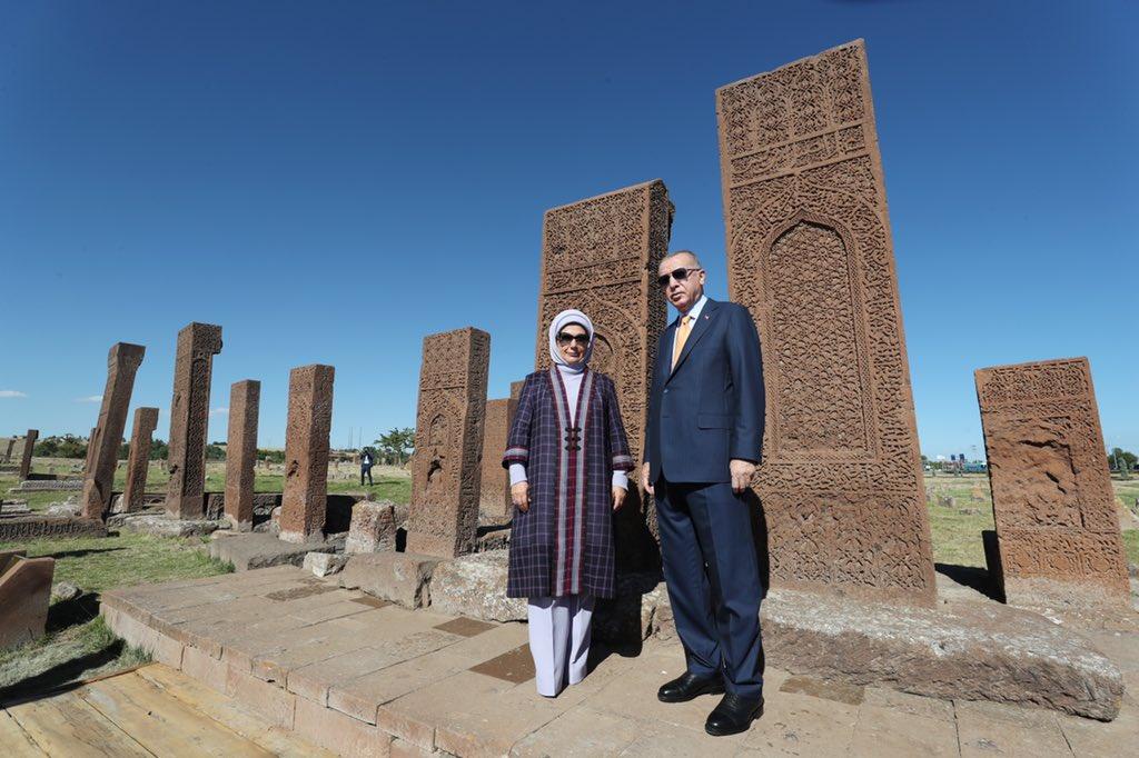 Ahlat nerede? Malazgirt Zaferi nedir? Cumhurbaşkanı Erdoğan dan Malazgirt Zaferi mesajı #4