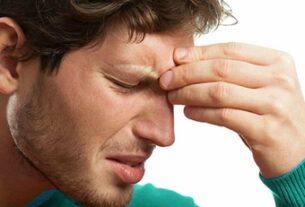 Baş ağrınızın sebebi sinüzit olabilir