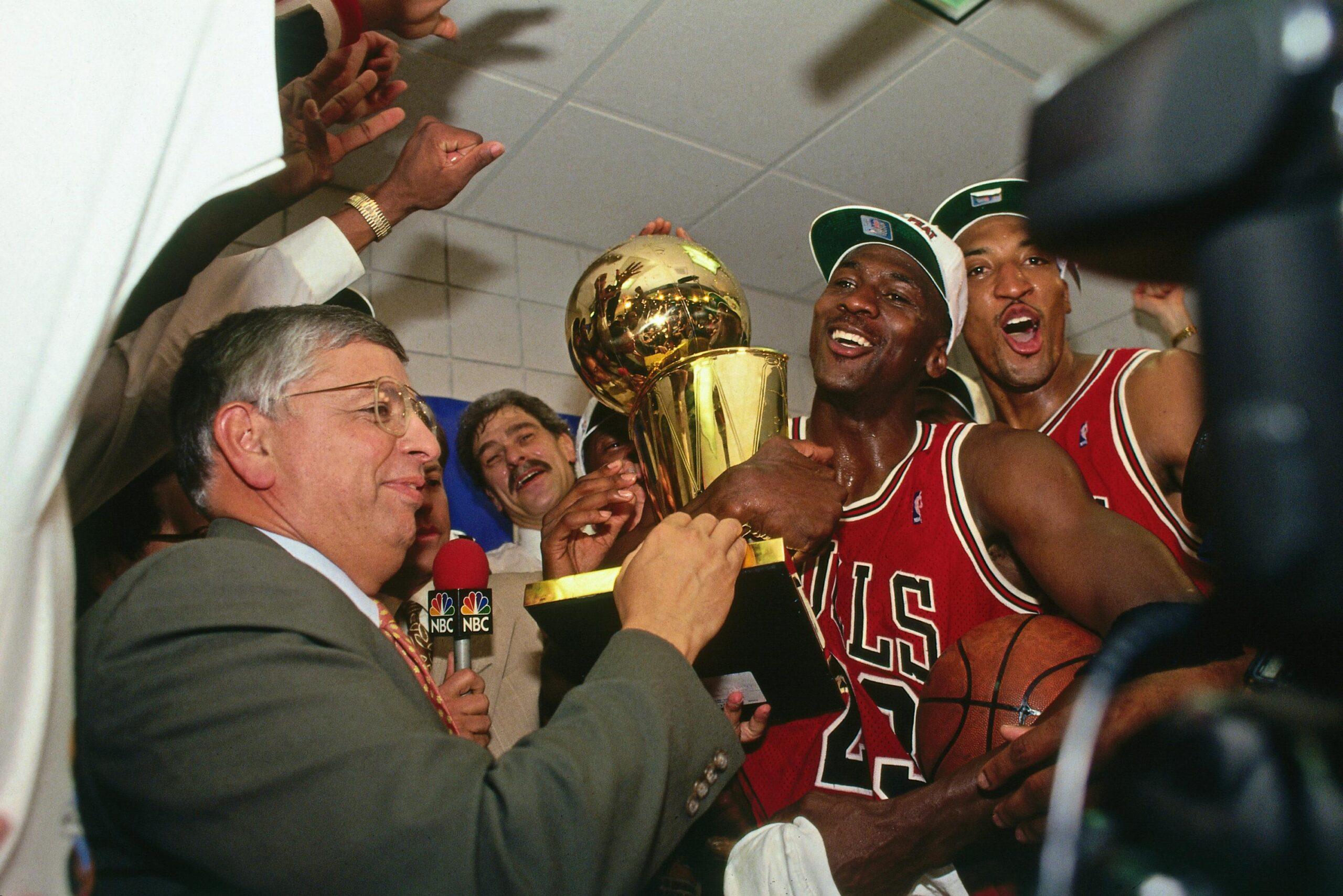 Basketbolda three-peat nedir? Three-peat ne demek? Three-peat