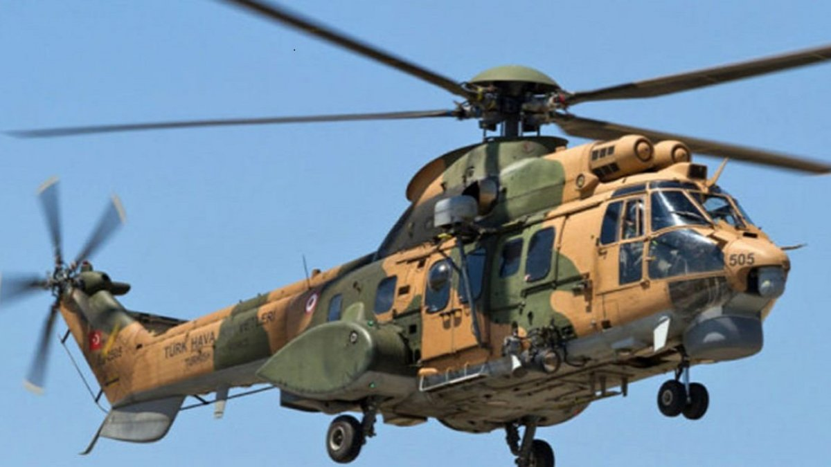 Kaza kırım nedir, ne demek? Helikopter ve uçakta kaza kırım nasıl olur?