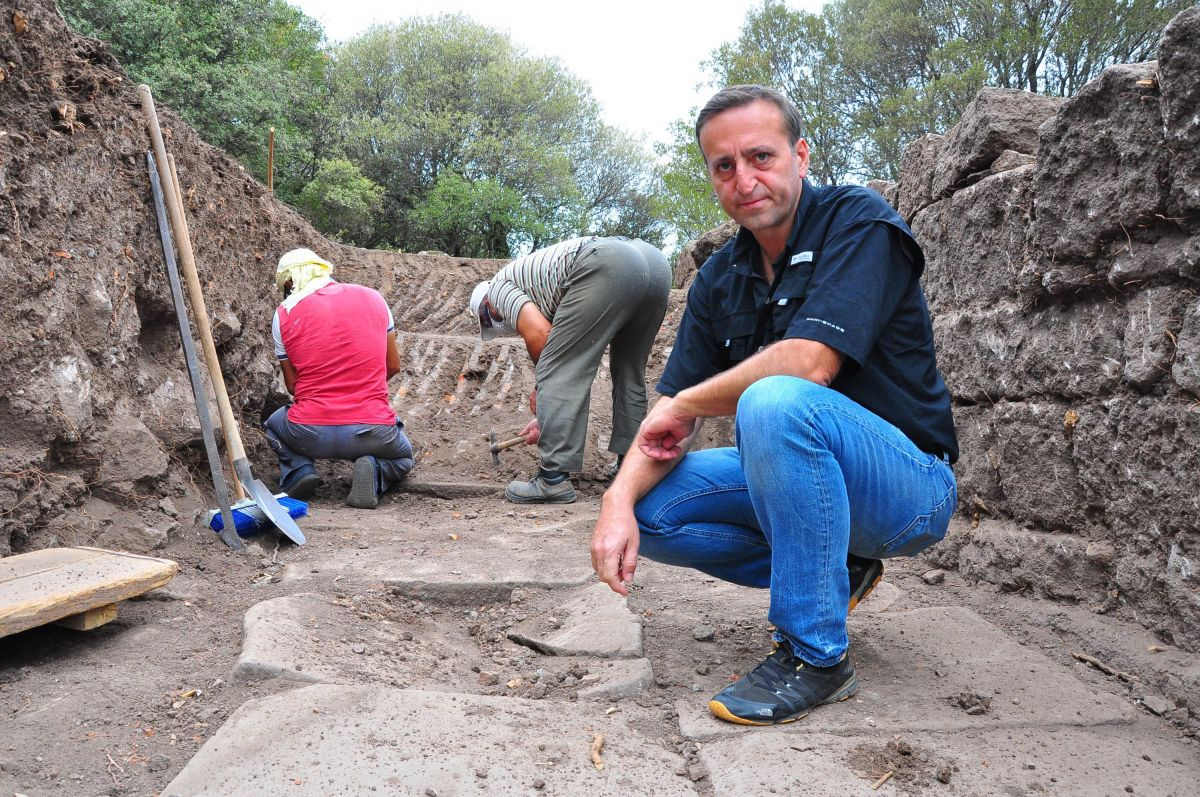 Manisa da 2 bin yıllık Roma Yolu bulundu #1