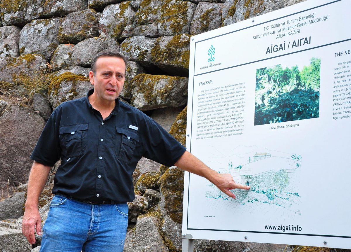 Manisa da 2 bin yıllık Roma Yolu bulundu #5