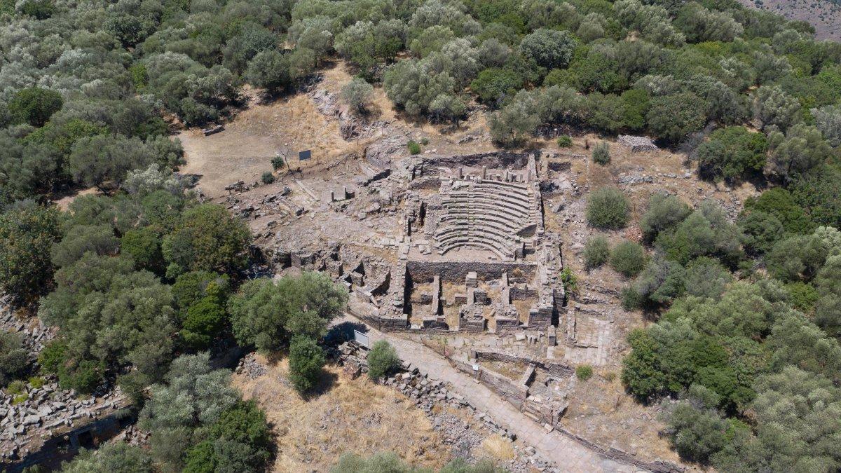 Manisa'da 2 bin yıllık 'Roma Yolu' bulundu