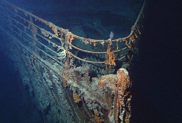 Titanik in enkazına uluslararası anlaşma ile koruma #1