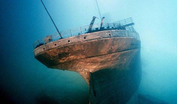 Titanik in enkazına uluslararası anlaşma ile koruma #2