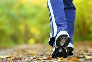 Tükenmişlik sendromuna karşı yürüyüş yapın